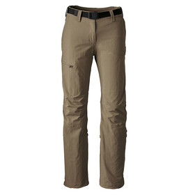Maier Sports Lulaka Pantaloni lunghi Donna marrone